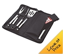 5 Piece BBQ & Apron Sets