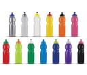 Corporate Plastic Drink Bottles