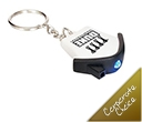 Mini House Flashlight Keytags