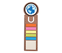 Circle Bookmark/Rulers with Noteflags