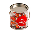 Large Bucket with Lindt Lindor Balls x 30