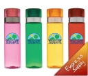 Sport Bottle With Metallic Rings - 740ml