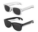 Wayfarer Sunglasses with Bottle Opener
