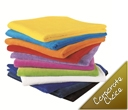 Evandale Velour Towels