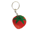 Strawberry Stress Keyrings