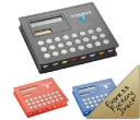 Calculator & Sticky Note Case