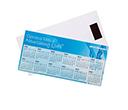 Magnetic Tab Calendars