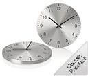 Aluminium Wall Clocks