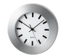 Aluminium Metal Wall Clocks