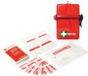 15 Piece Waterproof First Aid Kits