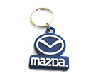 Custom Made Flexi Keyrings 3D