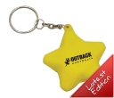 Star Stress Keyrings