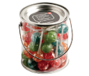 Large Bucket of Medium Candy Lollipops x 44