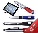 Flashlight Ballpoint Pens / Stylus