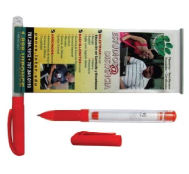 Northcote Banner Pens