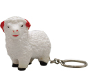 Sheep Stress Keyrings