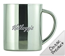Clayfield Stainless Steel Mugs