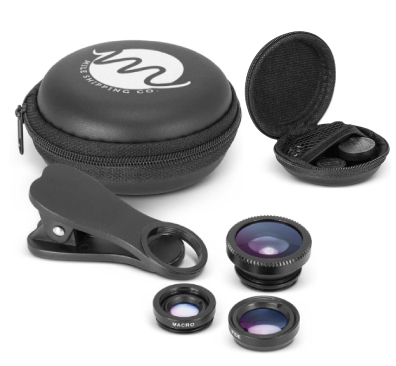 3 in 1 Phone Lens Kits