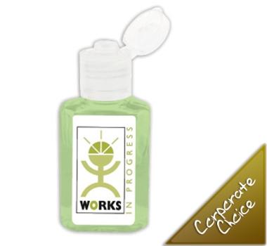 30ml Hand Sanitiser Gels with Aloe