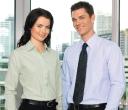 Ambassador Ladies Long Sleeve Business Shirts