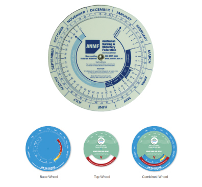 Promotional Wheel Charts