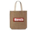 Ballinger Jute Tote Bags