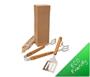 Bamboo Eco BBQ Sets