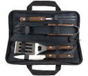 Belmont Wooden BBQ Tool Sets