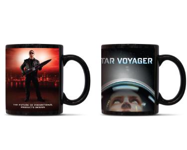 Black Hawk Coffee Mugs