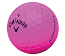 Callaway Super Soft PINK Golf Balls