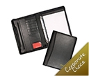 Cambridge Leather 3 Ring Compendiums