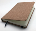 Cork Soft Wood Notebooks