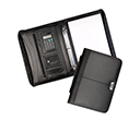 Essex 3D Ring Zippered Compendiums