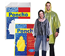 Reusable Poncho In Poly Bags