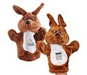 Plush Kangaroo Hand Puppets