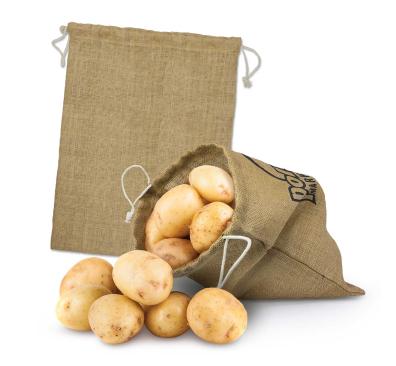 Large Jute Produce Bags