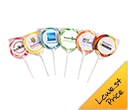 Medium Candy Lollipops