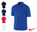 Nike Tech Solid Mens Polo Shirts