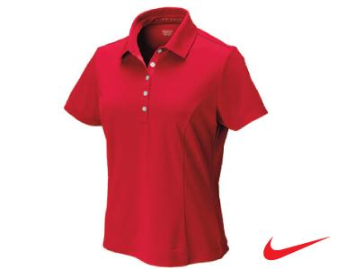 Nike Tech Solid Womens Polo Shirts