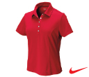 Nike Tech Solid Womens Polo Shirts