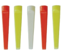 Plastic Wedge Golf Tees