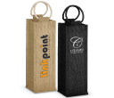 Shiraz Jute Wine Carrier