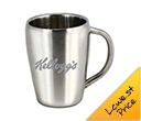 Toorak Stainless Steel Mugs