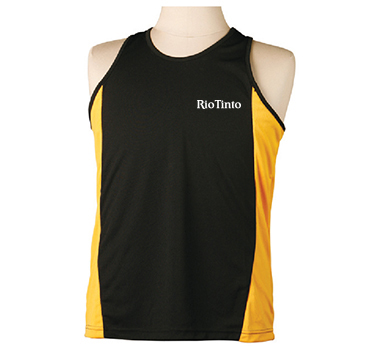 Trainers Contrast Singlets