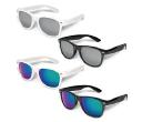 Wayfarer Sunglasses - Mirror Lens