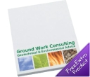 White Post It Notes 75mm x 75mm