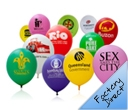 Factory Direct 12 Inch Balloons