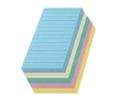 Coloured Sticky Notes 150 mm x 75 mm