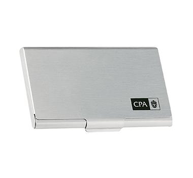 Econo Aluminium Card Holders