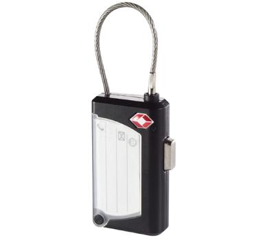 Luggage Tag and Locks